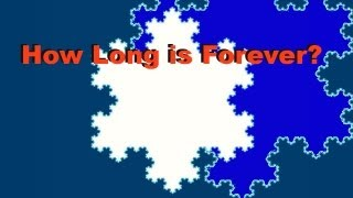 HOW LONG IS FOREVER? - The Koch Snowflake