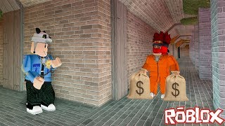 Panda Police? -With Panda Roblox Jailbreak