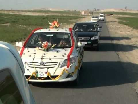 haider shah wedding video  part 4 jhang city punjab pakistan.flv