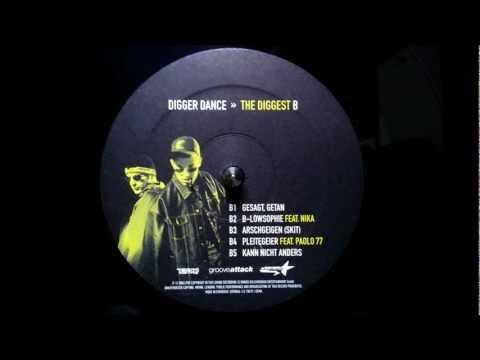 Digger Dance - The Diggest (2003) [Full Album]