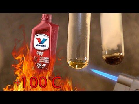 Valvoline MaxLife 10W40 Jak czysty jest olej silnikowy? Test powyżej 100°C