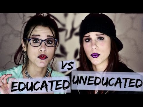 educated vs uneducated essay help