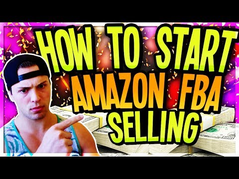 How To Start Amazon Selling For Beginners In 2018 **Step By Step**