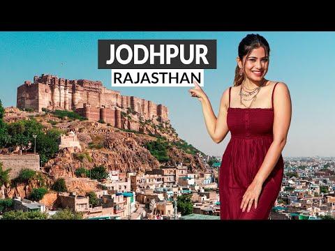 Jodhpur Blue City Of India | Places To Visit In Jodhpur | Rajasthan Tourism | Savvy Fernweh