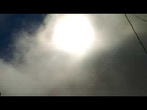 This is s Laser Weapon  Where is the Sun?