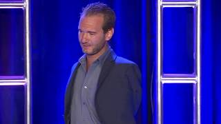 Nick Vujicic: Attitude is Altitude - Challenging the VR/AR Community to Help Transform Lives