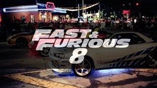 """Avance De Rápido Y Furioso 8. Curiosidades. Fast And The Furious 8 """"Elian Sahit"""""""