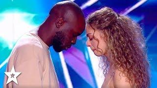 Magnificent Dance Audition Gets GOLDEN BUZZER on France's Got Talent | Got Talent Global
