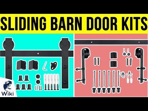 10 Best Sliding Barn Door Kits 2019