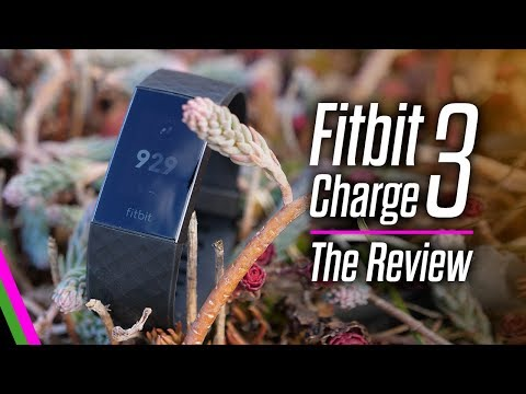 Fitbit Charge 3 // The Review Fitness Features in Detail