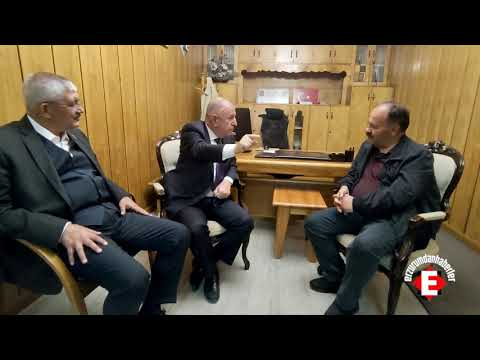 Ümit Özdağ ErzurumdanHaberler sitesinin sorularını yanıtladı