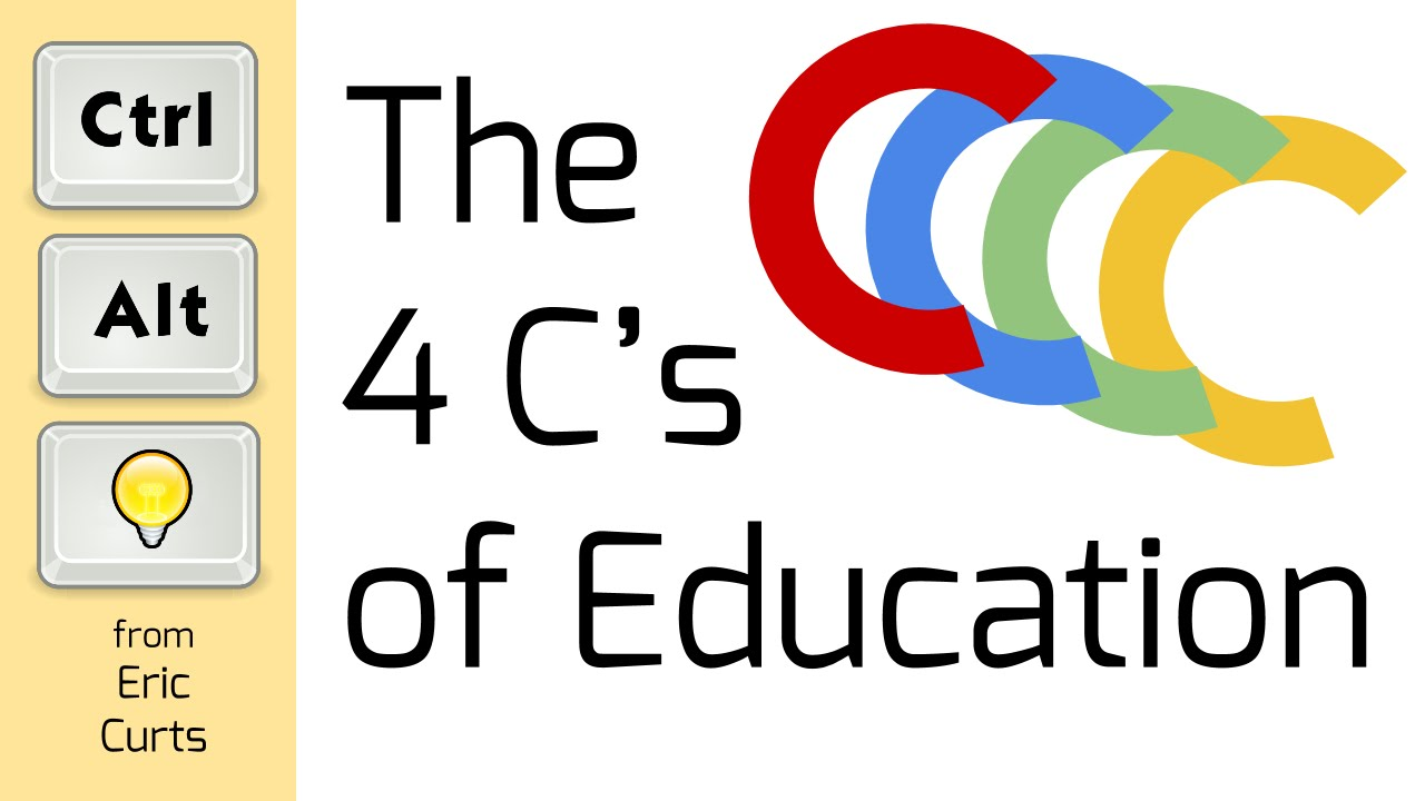The 4 C's of Education - YouTube