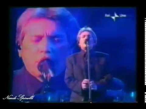 Nino D'Angelo A Storia e nisciuno Sanremo 2003