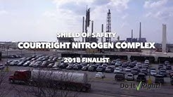 2018 Stephen R. Wilson Excellence in Safety Award: Courtright Shield of Safety