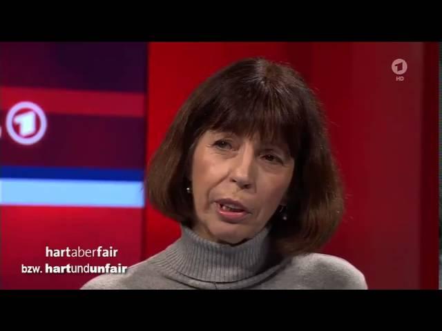Gesinnungsdemokratie vom Feinsten bei Frank Plasberg - Hart aber Fair