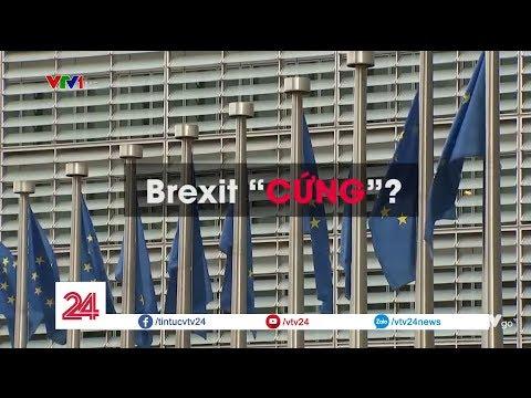 """Anh sẽ """"ly hôn"""" châu Âu mà không có thoả thuận? VTV24"""