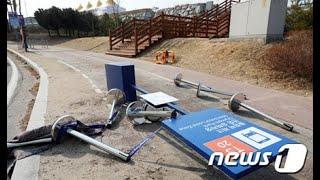 強風で江陵オリンピックパークの屋外施設運営、全面中断=韓国 (2/14) シンキークネフト 検索動画 9