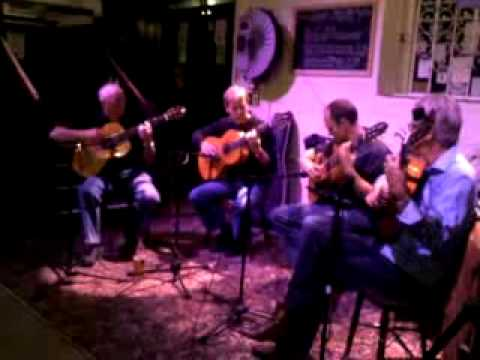 Les Gitans @ the Rivermill Eaton Socon