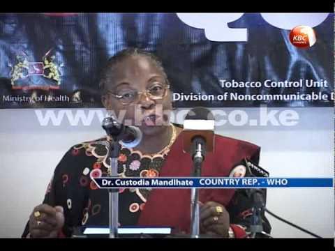 Anti-tobacco media campaign launched