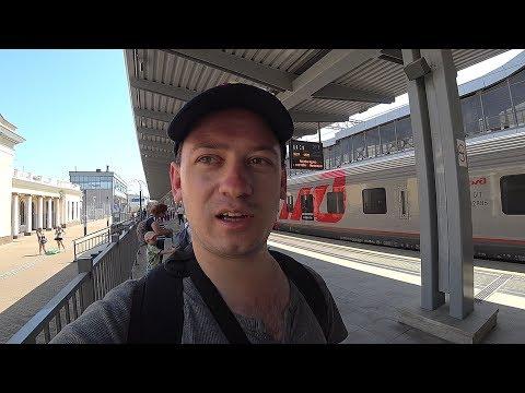Лучший поезд в России №102 Премиум Москва - Адлер черноморское побережье: Туапсе, Лазаревское, Сочи