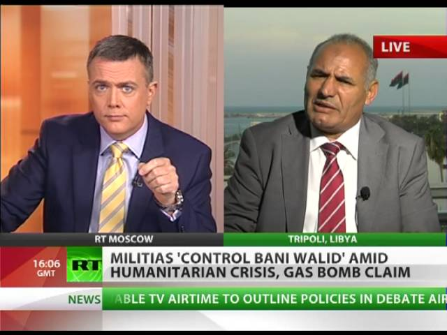 Besieged Bani Walid: Who's in control?