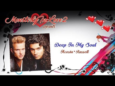 Acosta・Russell - Deep In My Soul (1992)
