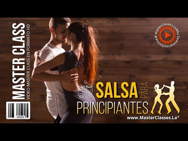 Salsa para principiantes - Aprender a bailar salsa desde cero.