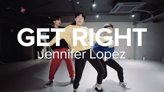 Get Right - Jennifer Lopez / Hyojin Choi Choreography