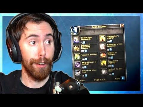 Asmongold on Loot Rewards in Video Games: 'The Man Behind the Loot Speaks'