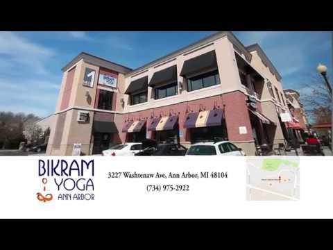Bikram Yoga Ann Arbor Mi Youtube