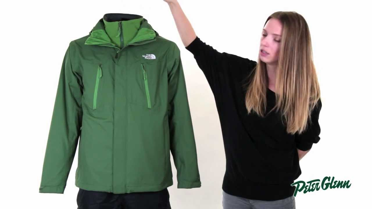 The North Face Men s Condor Triclimate Ski Jacket Review by Peter Glenn -  YouTube a468f82b6