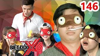 BIỆT ĐỘI X6 | BDX6 #146 | THÁNH CHỬI Minh Dự - Lê Lộc nhận 'quả báo' vì đối đầu Miko - Sĩ Thanh