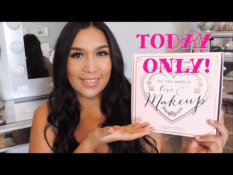 TOO FACED HSN (All You Need Is Love & Makeup Set). http://bit.ly/2MZL6v8