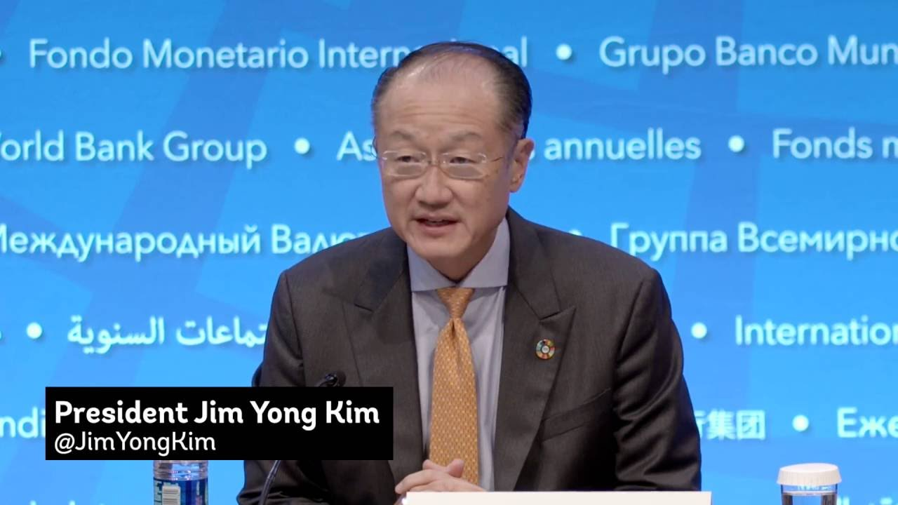 Jim Kim: Preparedness and Insurance for Haiti