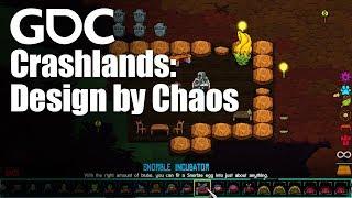 Crashlands: Design by Chaos
