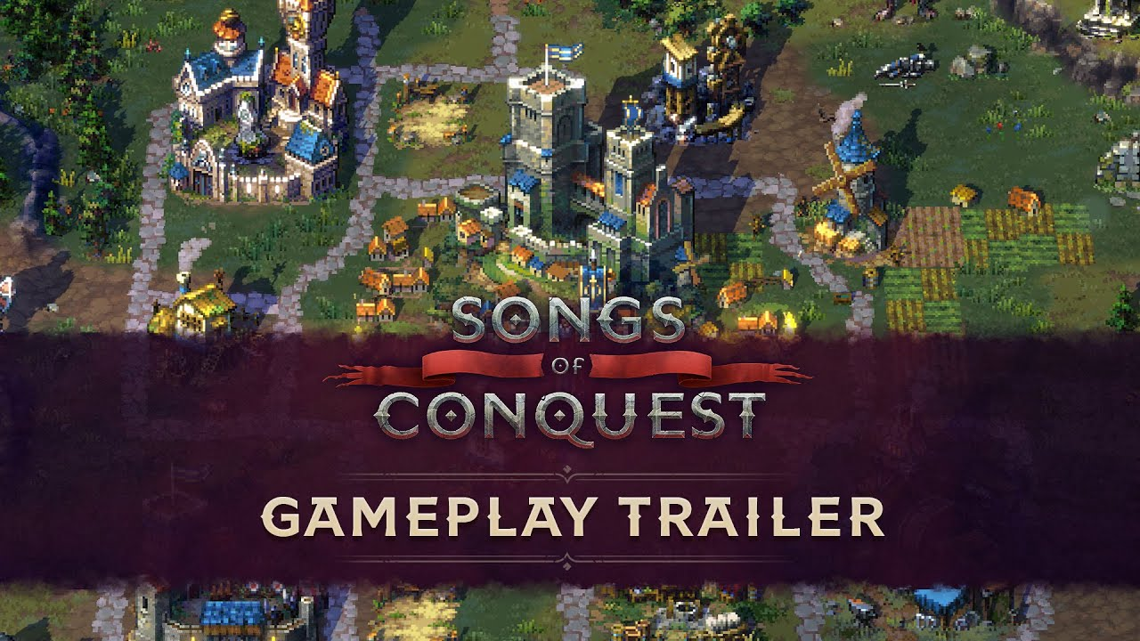 Songs Of Conquest - Gameplay Trailer