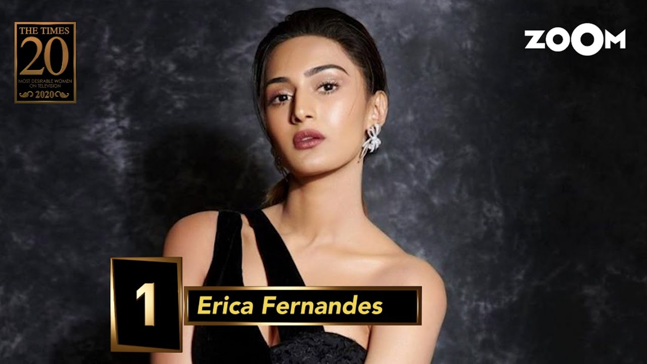Erica Fernandes bags the top spot on the Times 20 Most Desirable Women of Television 2020 list
