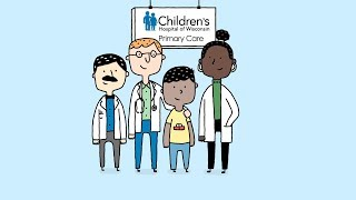 Sore throat or strep throat? Find a pediatrician near you from Children's Hospital of Wisconsin