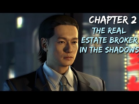 Yakuza 0 LEGEND Walkthrough - Chapter 2: The Real Estate Bro