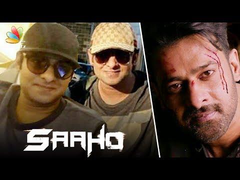 ക്ലീൻ ഷേവിൽ പ്രഭാസ് | Prabhas''s clean shaven look goes viral | Saaho Movie