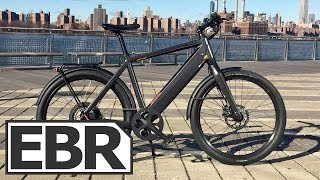 Stromer ST1 X Video Review - Sturdy, Fast and Cheaper Than ST2