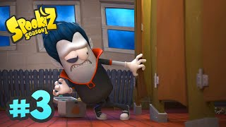 Spookiz   103 - Potty Party! (Season 1   Episode 3)   Cartoons for Children 스푸키즈