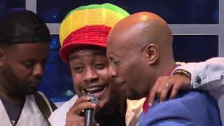 """Bezu Were"" Reggae Musician Ras Biruk Live Performance - Seifu on EBS"