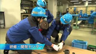 東京水道 さらなる進化と発信 ~世界一の水道システムを次世代に~【9 水道技術の継承と発信】