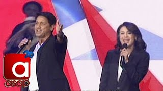 "ASAP London: CharDawn, LizQuen, JaDine sing ""Together Forever"" on ASAP"
