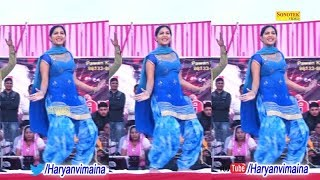 2021 Sapna Badali Badali Lage सपना चौधरी का सबसे सुपरहिट Dance सांग | Haryanvi Dj Song | Trimurti