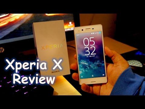 Sony Xperia X dual in depth review F5122 White (Camera samples links in video description)