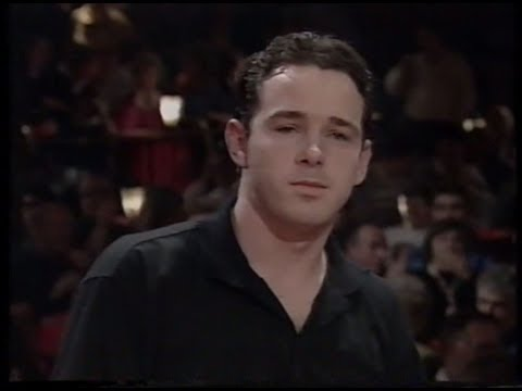 A young Peter Wright EXCELLENT 180 - 1995 BDO World Championship