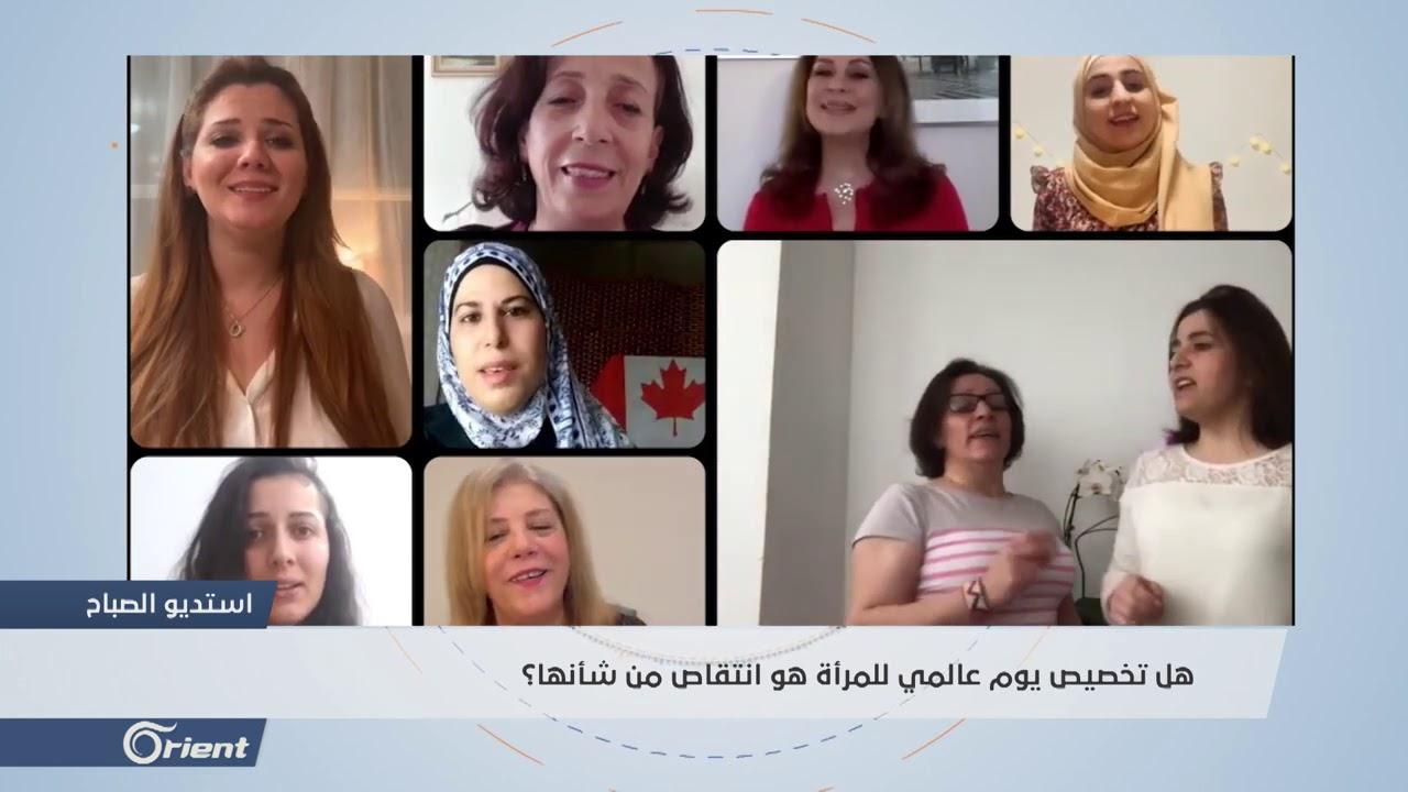 حنين عالخط.. مئة امرأة سورية يحيين الأغاني التراثية عبر تطبيق زوم  - نشر قبل 9 ساعة