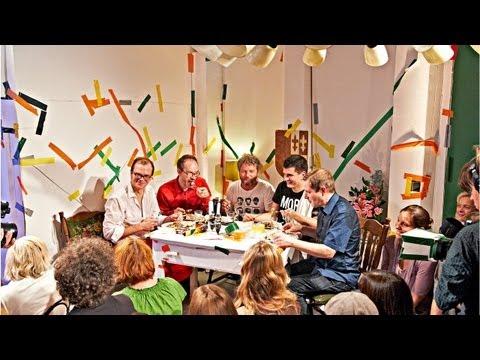 KüchenKonzerte #23: Tobias Rehberger & Andreas Dorau